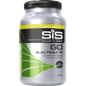SiS GO Electrolyte Drink Bote 1,6kg, Lemon/Lime